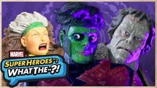 Marvel Super Heroes: What The--?!: Thriller-er