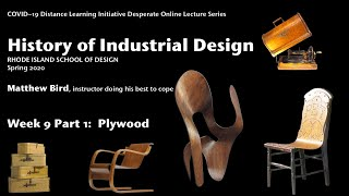 History Of Id Week 9 Part 1: Plywood!