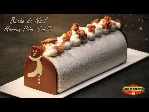 ❅-recette-de-bûche-de-noël-marron-poire-vanille-❅