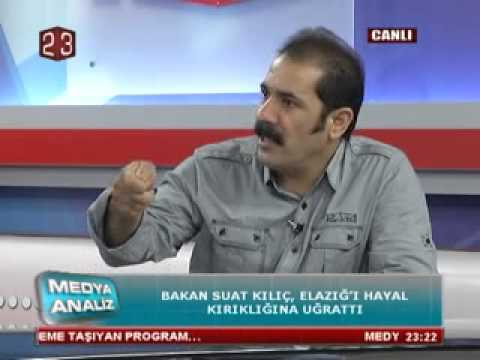 Doç Dr  Bilal ÇOBAN SUAT KILIÇ'IN ELAZIĞ'A GELİŞİ 1 HAZİRAN 2012