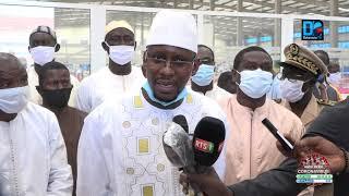 Covid et Reprise du transport : Moustapha Diop équipe le secteur interurbain de 100 mille masques