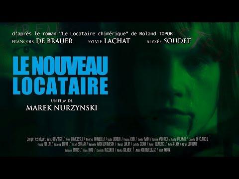 """""""LE NOUVEAU LOCATAIRE"""" d'après le roman de ROLAND TOPOR"""
