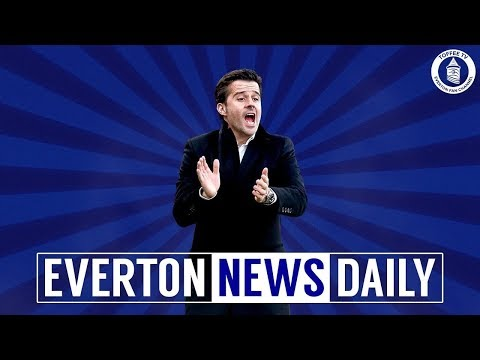 Silva Set To Be Announced | Everton News Daily
