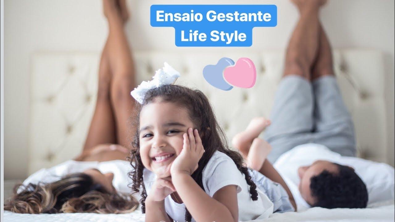 ENSAIO GESTANTE LIFE STYLE