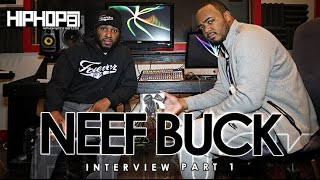 Neef Buck Explains The FDM7 Release On iTunes, Music Reflecting Real Life Events & More (Part 1/3)