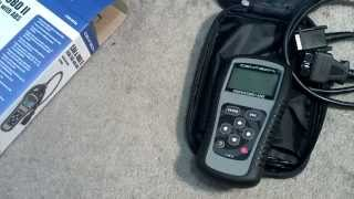 Harbor Freight CAN & OBD II Scan Tool With ABS Item#60794