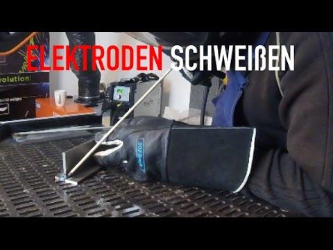 Relativ Elektrodenschweißen Schweißkurs - Grundlagen zum BK57