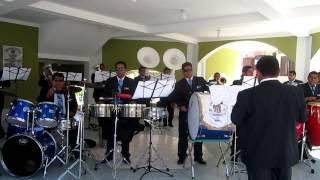 BANDA DE MUSICA DE LA MUNICIPALIDAD PROVINCIAL  DE TRUJILLO TRISTE CANCION DE AMOR