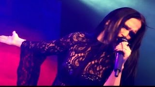 Tarja '500 Letters' Live at Teleclub Yekaterinburg, Russia 2014