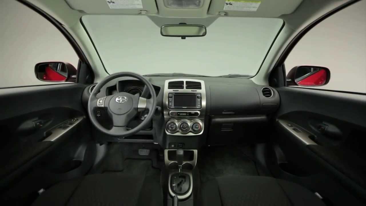 2014 Scion xD - Interior Walkaround - YouTube