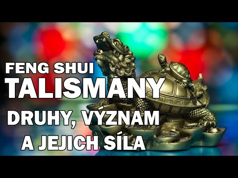 Feng Shui a síla talismanů