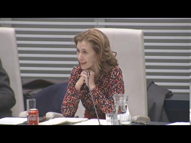 Maite Pacheco aboga por una Carta de Derechos de las personas mayores