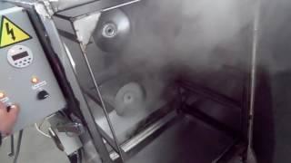 Обзор Коптильной камеры УТАЛ-1200Н+генератор пара