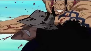 Urouge The Strongest Supernova VS Pacifista ! ENG SUB One Piece