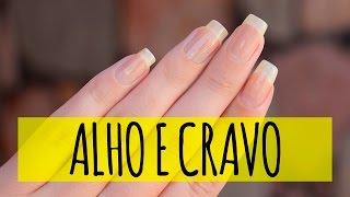 RECEITA BASE DE ALHO E CRAVO -  #03 Unhas de Hulk - Ideia Rosa