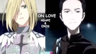 Agape & Eros COMPARACION