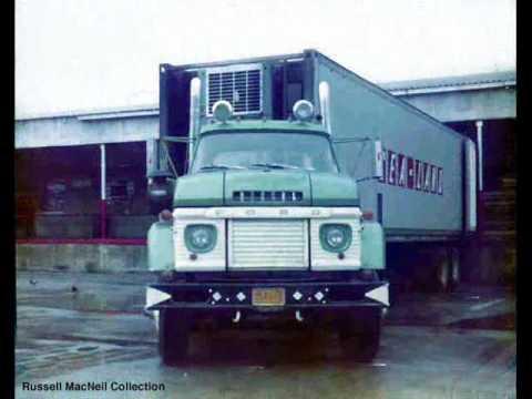 Ford N Series Trucks