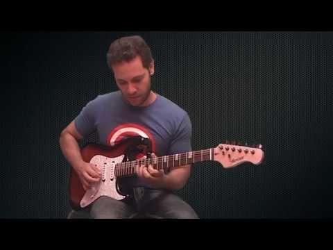 Guitarra Outside - Turbo Guitar #52