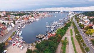 Flensburg - Zwischen Himmel und Förde