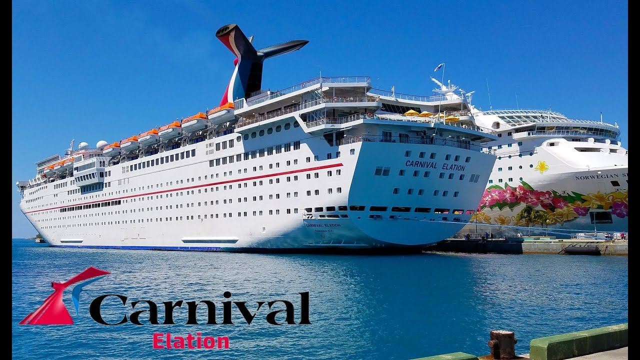 Carnival Elation Oceanview Room Youtube