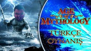 TİTAN ZORLUK SEVİYESİNDE KRONOSLA KAPIŞTIK / Age Of Mythology Türkçe
