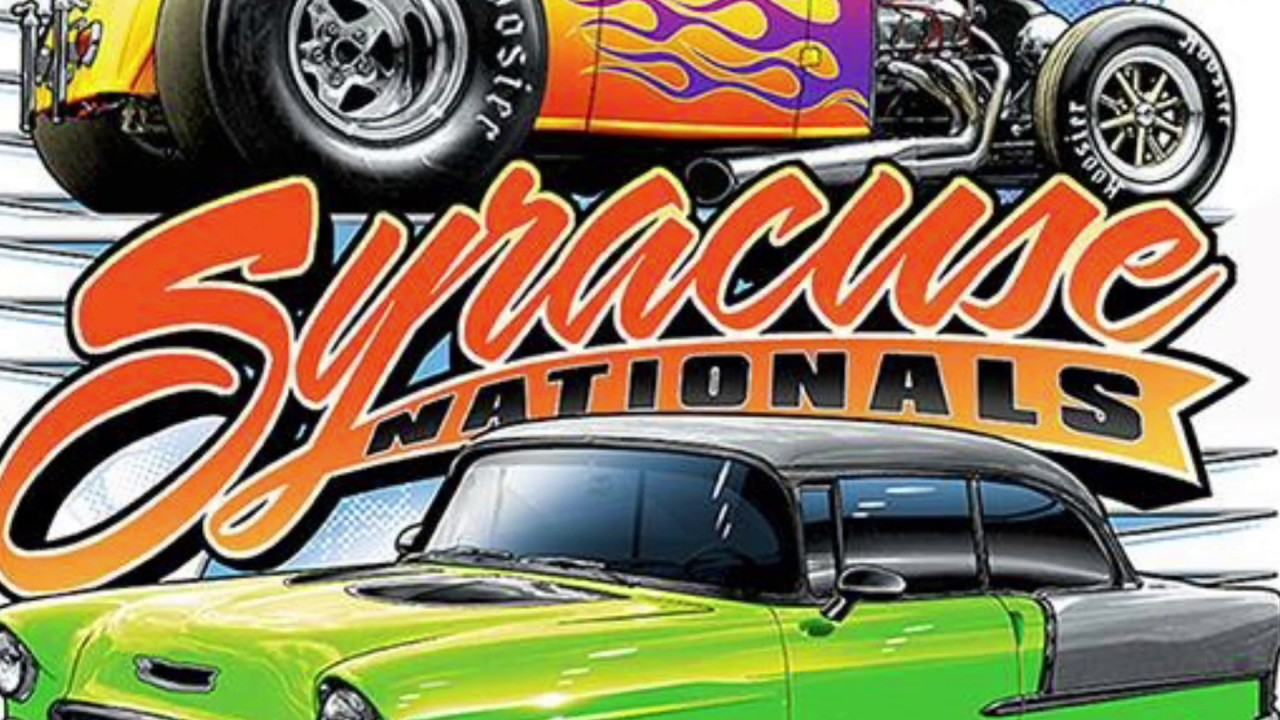 Syracuse Nationals Biggest Car Show In The Northeast YouTube - Car shows near me now