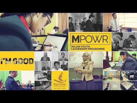 MPOWR - Majan Youth Leadership Programme