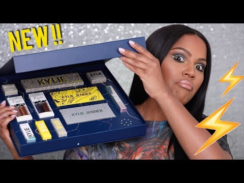 Kylie Cosmetics Weather Collection Review + Swatches | MakeupShayla