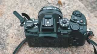 Olympus OMD EM1 Review in Monterey California