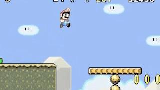 Super Mario Advance 2 - Super Mario World - Game Boy Advance - User video