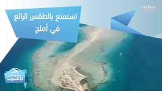 """تنفس روح السعودية واستمتع بالغوص والطقس الرائع في مالديف المملكة """"أملج"""""""