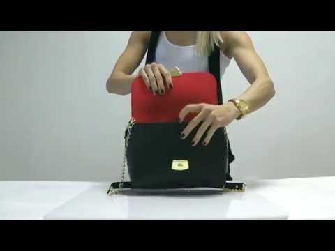 Женская кожаная сумка через плечо Katerina Fox 30-4749