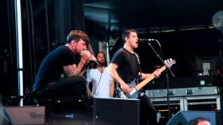 Billy Talent at Rock The Shores 2014: Saint Veronika