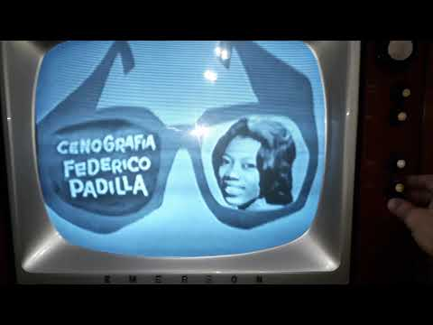 Ray Charles - Extinct Brazilan TV Station (Excelsior TV)