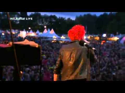 My Chemical Romance - DESTROYA (Live Hurricane Festival 2011)