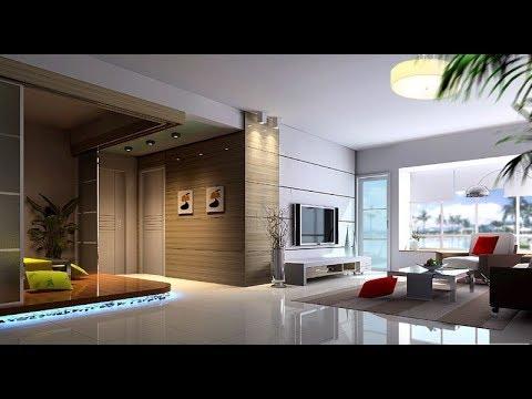 Gambar Desain Ruang Keluarga Mewah Modern