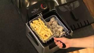Presto Dual Basket Profry Deep Fryer