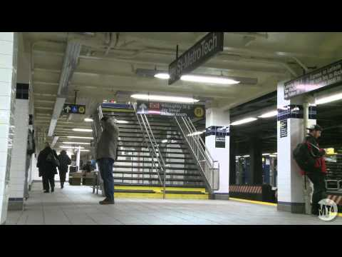 Introducing Jay St-MetroTech Station