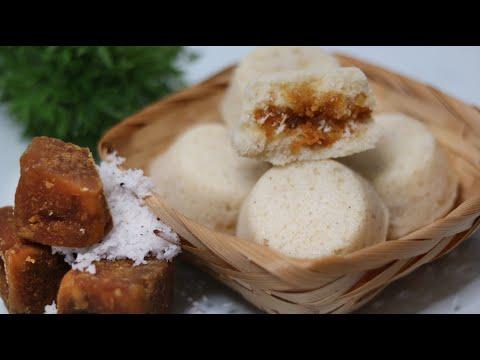 সুজির তৈরি ভাপা পিঠা সব চাইতে স্পেশাল শীত পিঠা II Vapa Pitha Recipe II Semolina Vapa Pitha