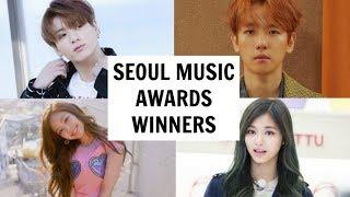 SEOUL MUSIC AWARDS 2018 WINS | All Wins