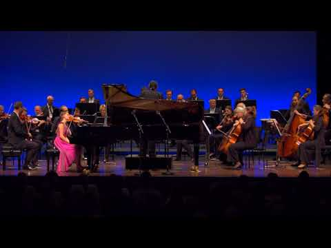 Slow movement from Alma Deutscher's new Piano Concerto