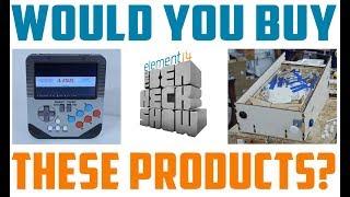 Super Glue Gun & Mini Pinball: Which One Gets the Axe?