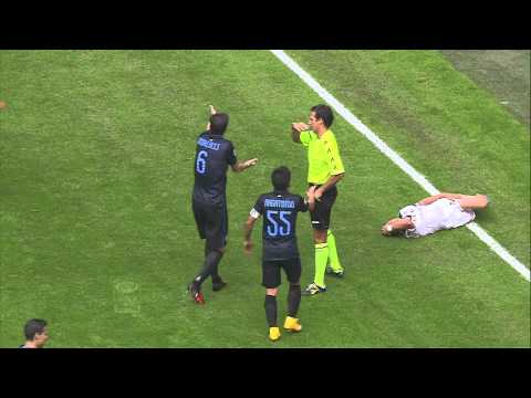 Inter - Cagliari 1-4 - Highlights - Giornata 05 - Serie A TIM 2014/15