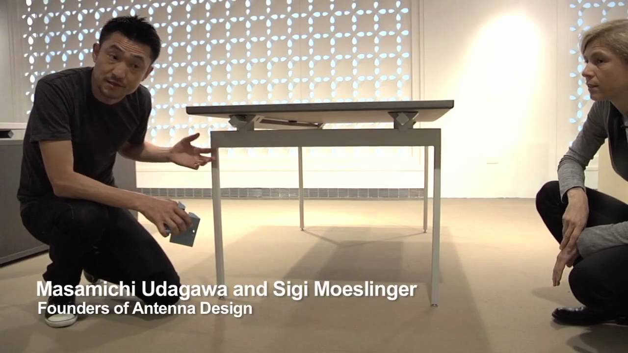 Antenna Workspaces For Knoll Youtube
