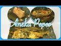 Aneka Pepes (Pepes Ayam & Pepes Ikan Kembung & Pepes Tahu Jamur)