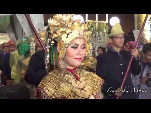 GENDING SRIWIJAYA mapag pengantin by Fransiska Music