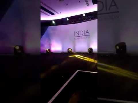 Parfait lingerie fashion show at MUMBAI