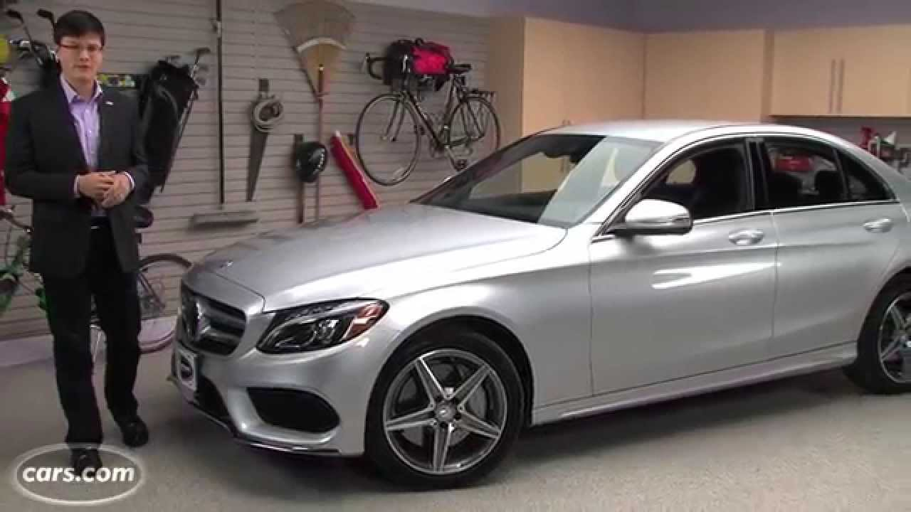 2015 Mercedes-Benz C300 Review - YouTube