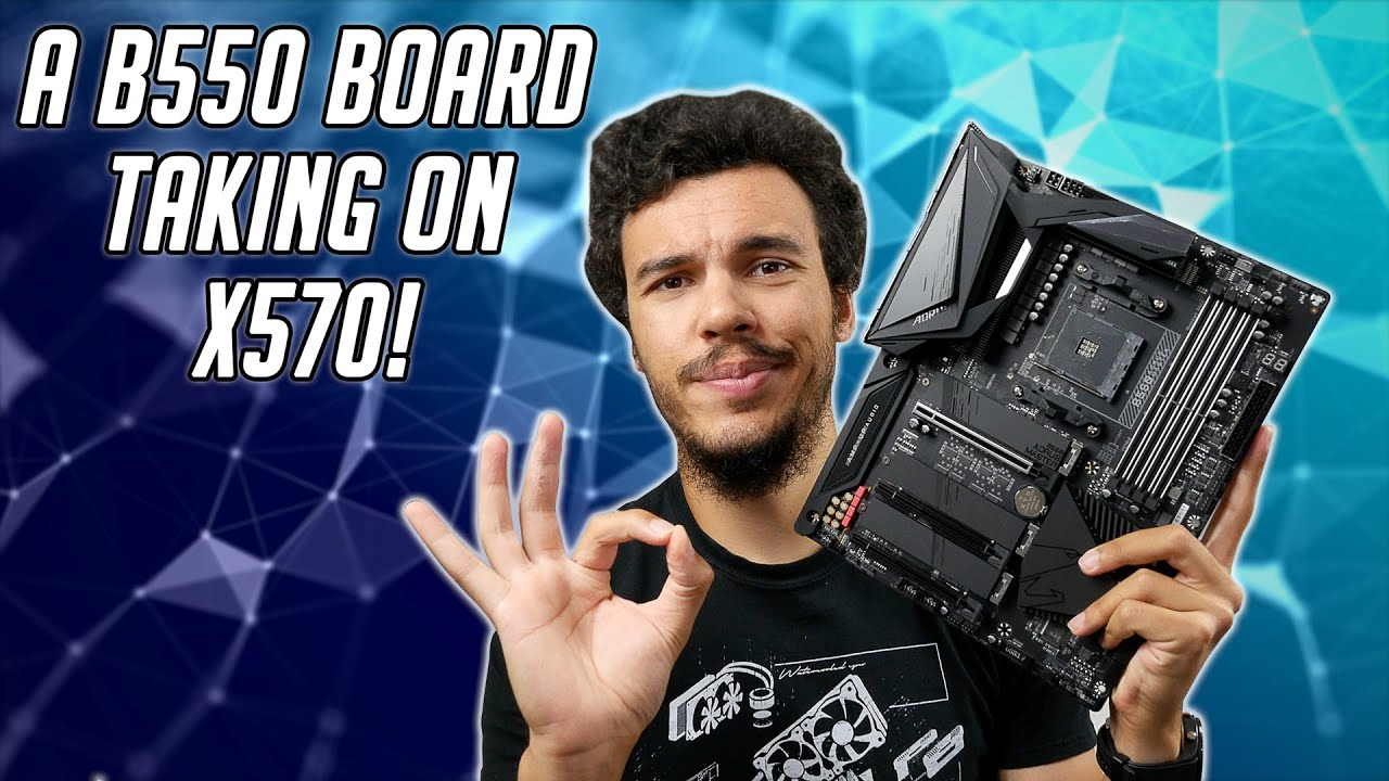 Gigabyte B550 Aorus Master Review Everything You Could Want But Youtube