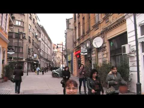 Bucharest In Your Pocket - Old Town (Lipscani)